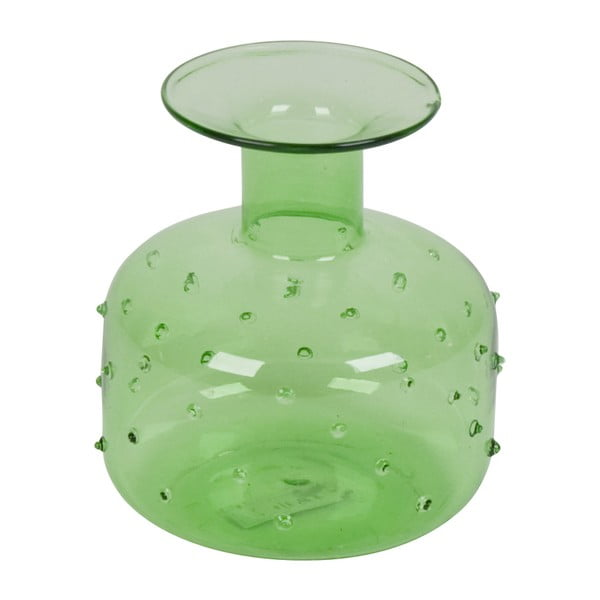 Zestaw 4 wazonów Plumetis Bottle, 10 cm