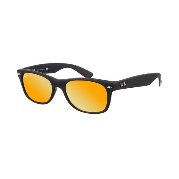 Okulary przeciwsłoneczne Ray-Ban Wayfarer Classic Matt B Orange