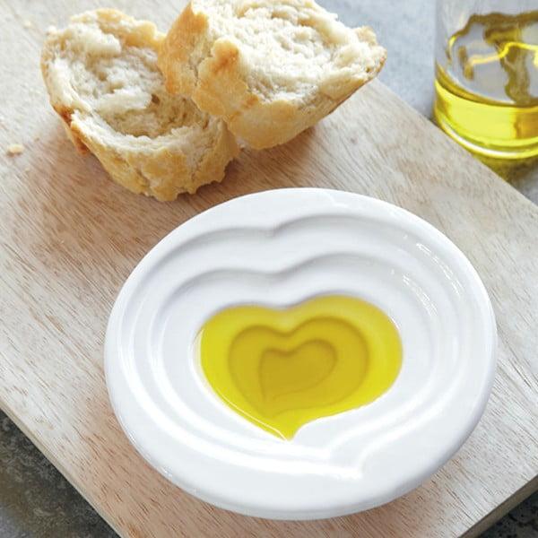 Zestaw do przekąsek Oil and Vinegar, łupek kamienny