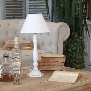 Lampa stołowa White Antique Milano