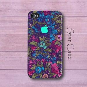 Etui na iPhone 4/4S Garden Flowers