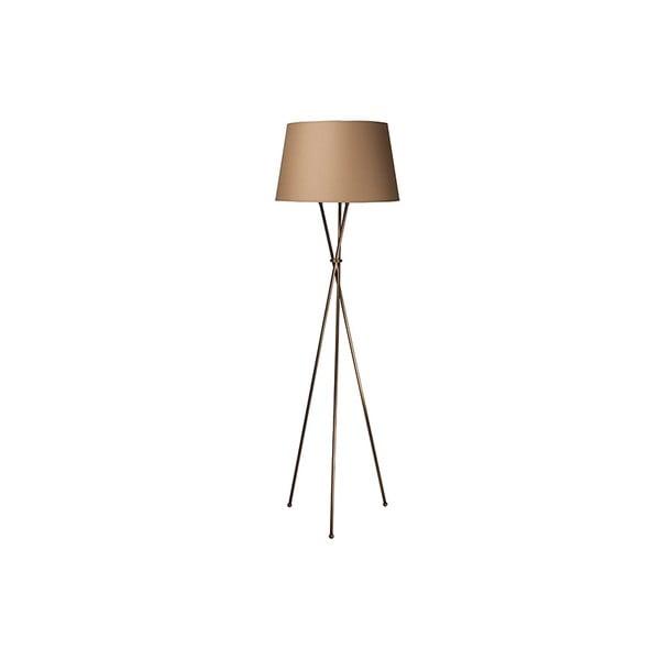 Lampa Tripod Vintage Brown