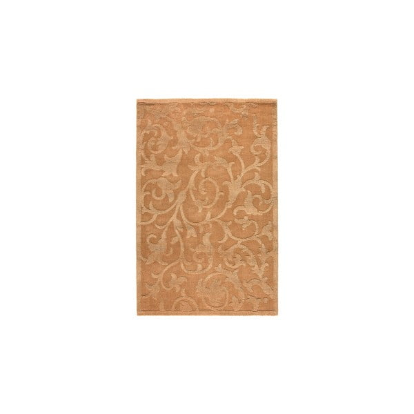 Dywan wełniany Dama no. 633, 60x120 cm, kremowy