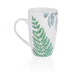 Kubek porcelanowy Sabichi Evergreen, 380 ml