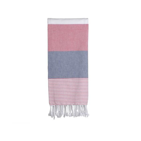 Wielofunkcyjny ręcznik Talihto Aqua Red Sea