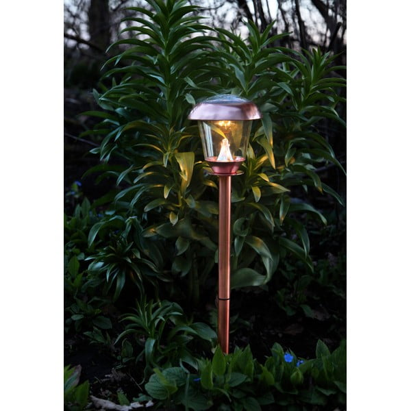 Lampa ogrodowa Solar Energy Path Light Slim Rose