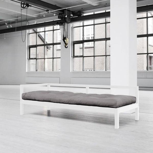 Sofa wielofunkcyjna Karup Soul White/Gris/Light Bordeaux
