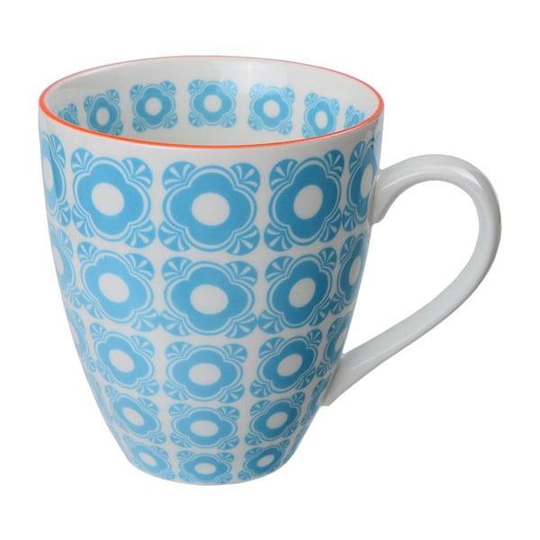 Porcelony kubek Flowers Blue, 8,7x9,8 cm