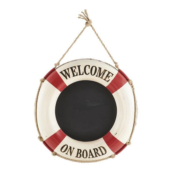 Dekoracja naścienna On Board