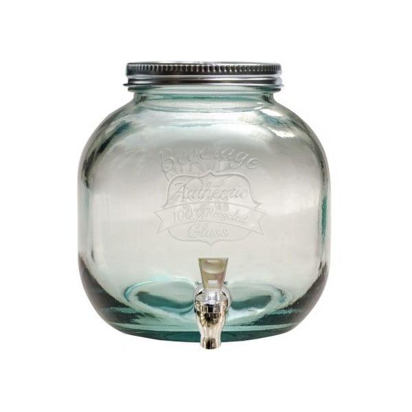 Słój ze szkła wtórnego na lemoniadę Ego Dekor Authentic, 6 l