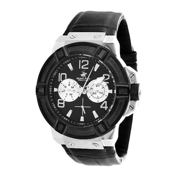 Zegarek BHPC Black Chrono