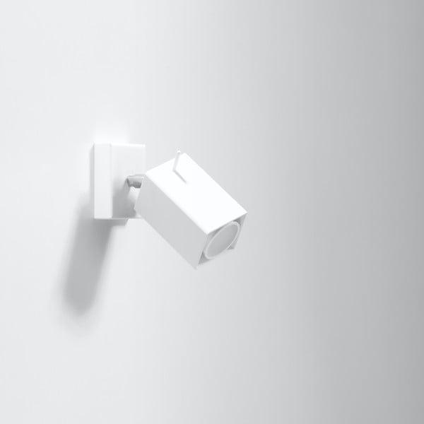 Biały kinkiet Nice Lamps Toscana