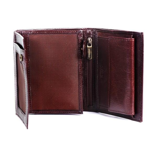 Skórzany portfel Collegno Puccini