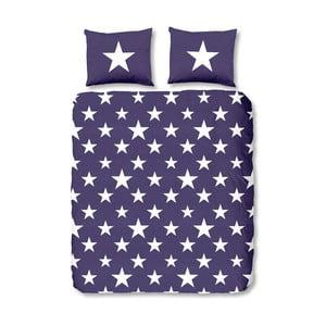 Pościel Stars Purple, 140x200 cm