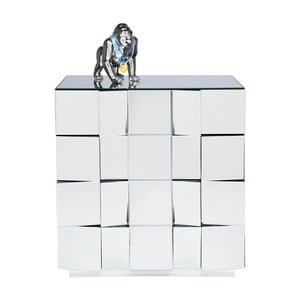 Komoda z 4 szufladami Kare Design Illusion