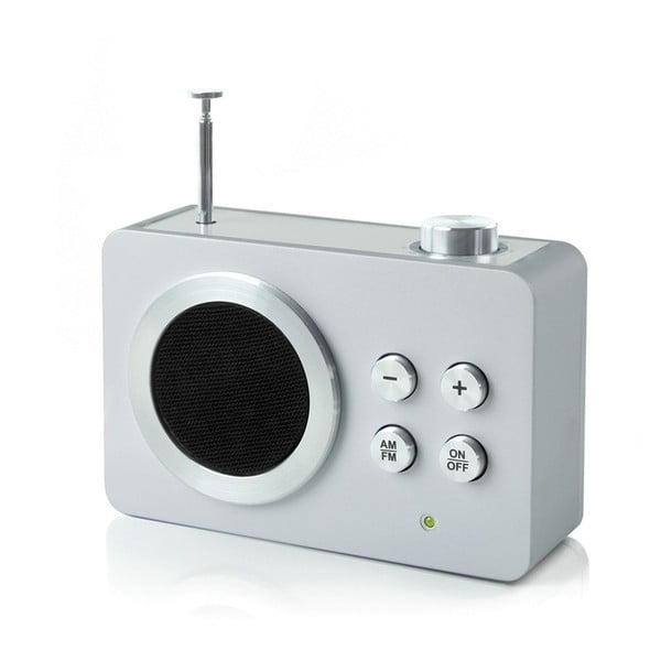 Radio Mini Dolmen, białe