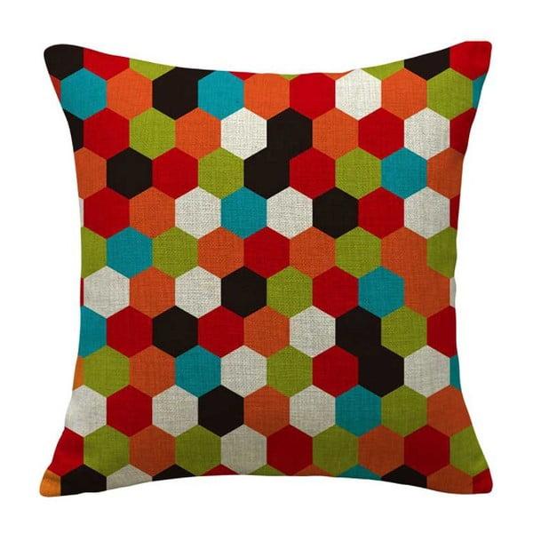 Poszewka na poduszkę Pentagone Colors, 45x45 cm