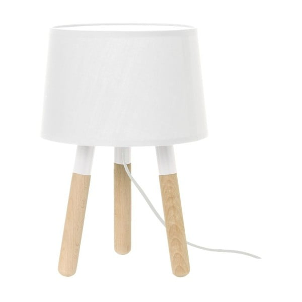Lampa stołowa Orbit White