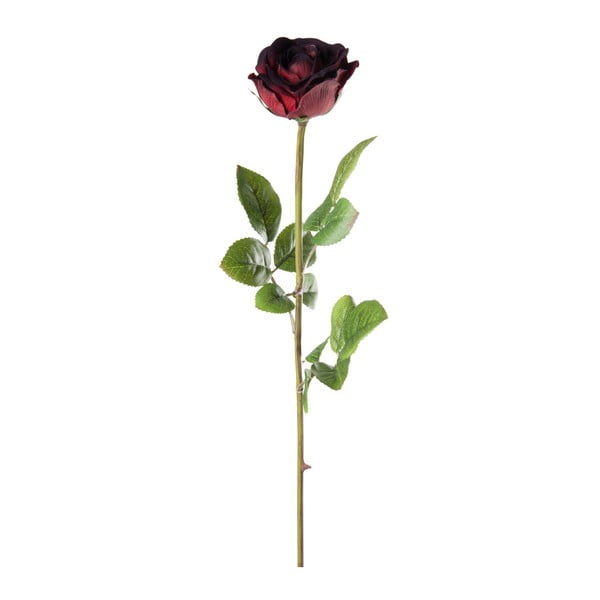 Mała sztuczna róża Baroq