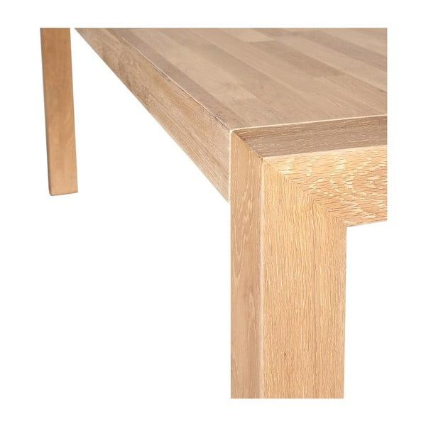Stół jadalniany dębowy SIT, 180 cm