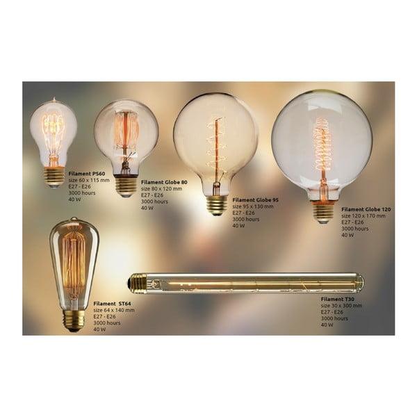 Żarówka Filament Style Bulb Globe 120