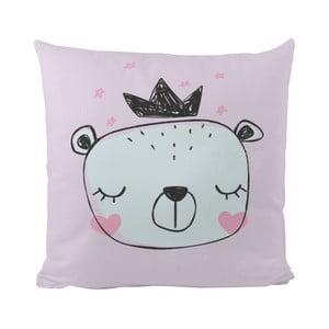 Poduszka   Teddy Princess, 50x50 cm