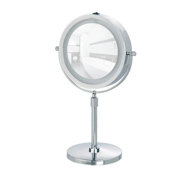 Lusterko kosmetyczne z oświetleniem LED Wenko Lumi