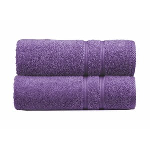 Ręcznik Sorema Basic Purple, 30x50 cm