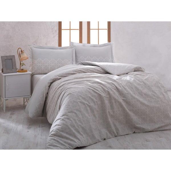 Pościel Grey Elegance, 160x220 cm