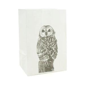 Zestaw 2 lampionów Owl