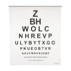 Zasłona prysznicowa Optic, 180x200 cm