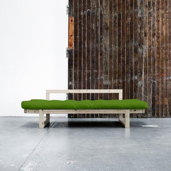 Sofa Karup Edge Natural/Lime