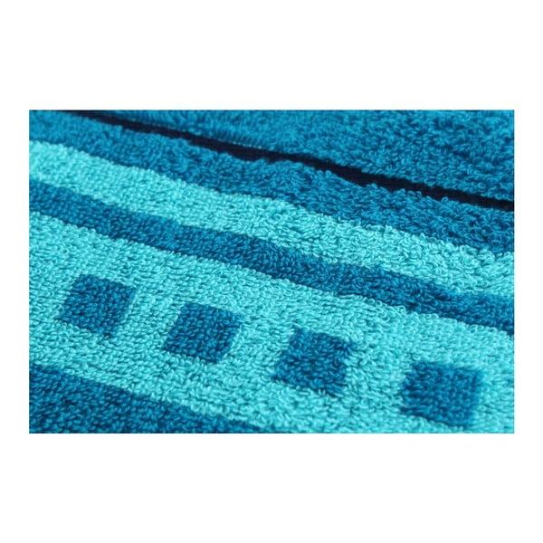 Komplet 2 ręczników Blues, 75x150 cm