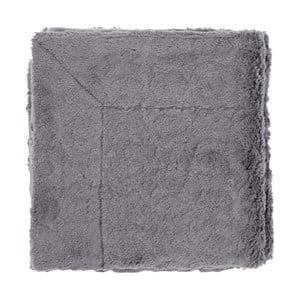Pled Jetra Dark Grey, 130x180 cm