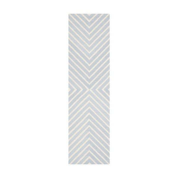 Dywan wełniany Safavieh Prita, 76 x 243 cm