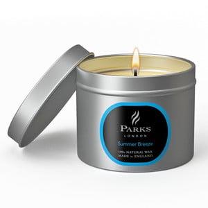 Świeczka Parks London, 25 godzin palenia, zapach lata
