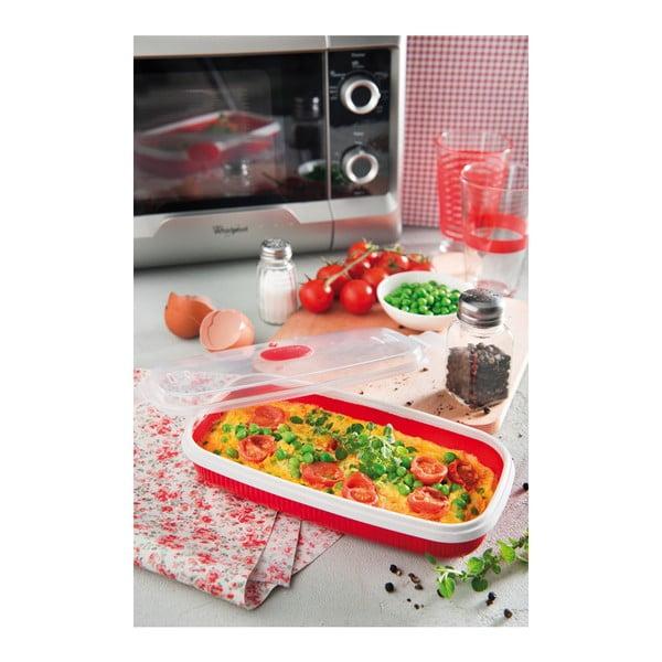 Pojemnik do gotowania jajek w mikrofalówce Snips Poacher & Omelette, 750ml