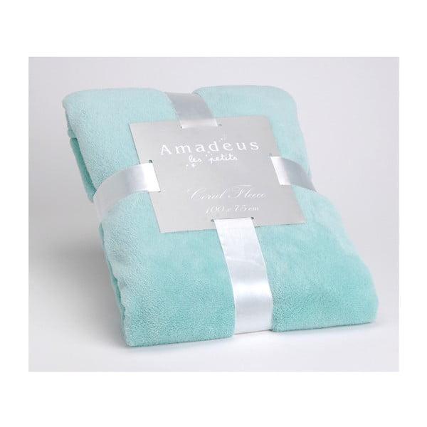Koc Doudou Summer Blue, 100x75 cm