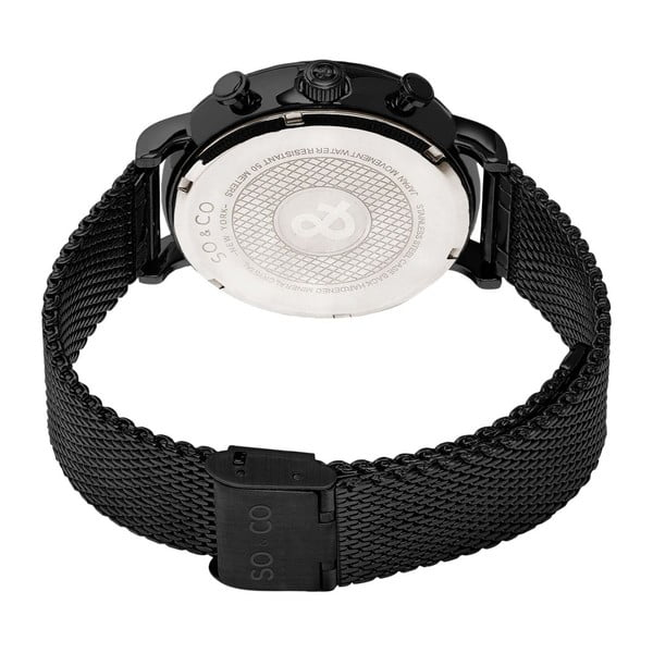 Zegarek męski Monticello Richman Black