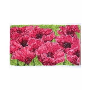 Wycieraczka Flowers, 73x43 cm