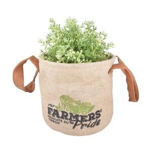 Mała torba na zioła Esschert Design Farmers Pride