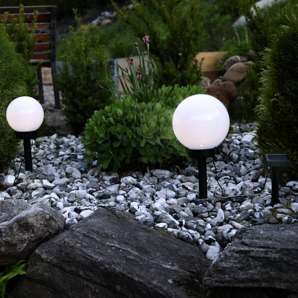 Lampa ogrodowa LED Best Season Bulb, 32 cm