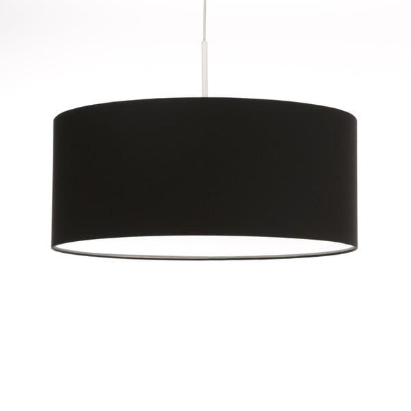 Czarna lampa wisząca 4room Artist, zmienna długość, Ø 60 cm