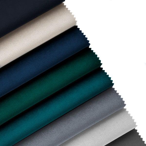 Niebieski szezlong z podłokietnikiem po prawej stronie Cosmopolitan Design Vienna