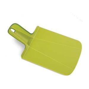 Zielona składana deska do krojenia Joseph Joseph Chop2Pot Mini