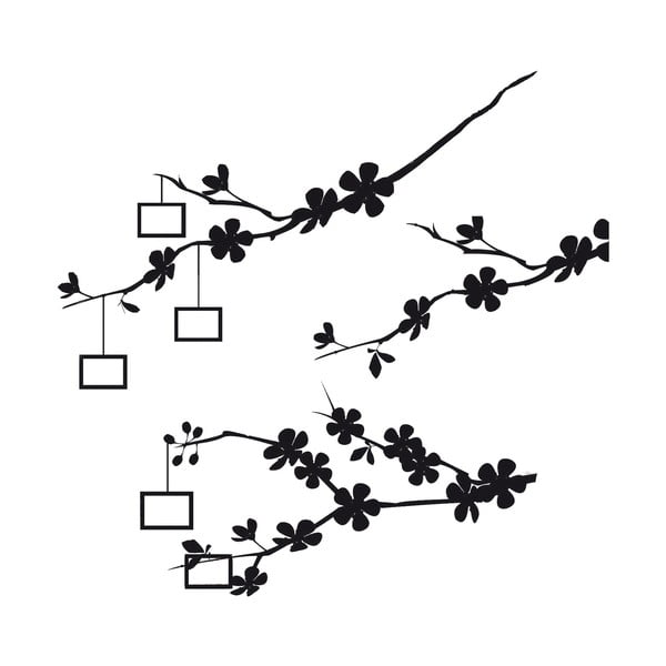 Naklejka Memory Branch