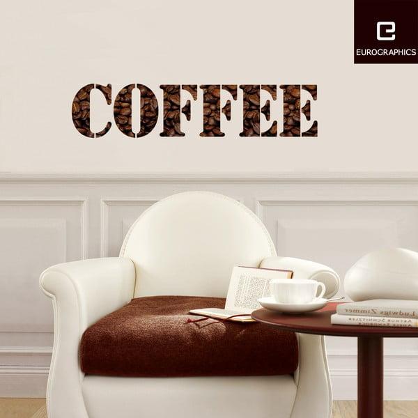 Naklejka dekoracyjna Coffee One