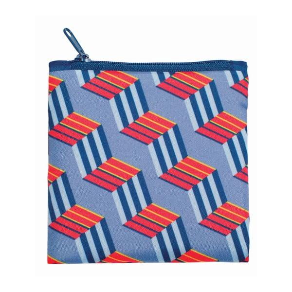 Składana torba na zakupy LOQI Cubes