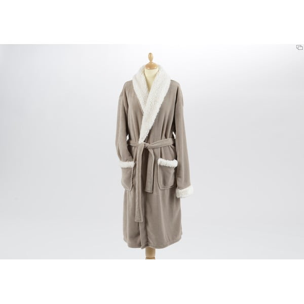 Szlafrok Coccon Sheep Taupe, M/L