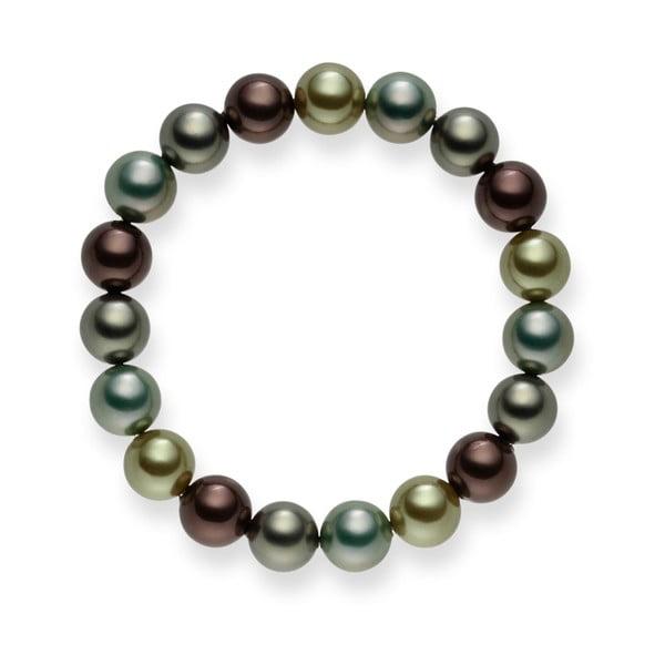 Bransoletka perłowa Nova Pearls Copenhagen Délaneira, dł. 21 cm